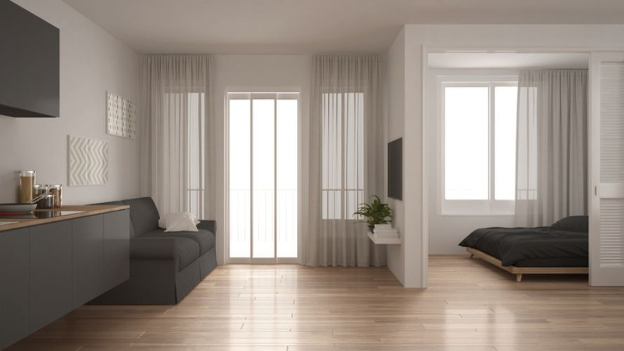 smooth polished timber flooring | Carpenters Gold Coast